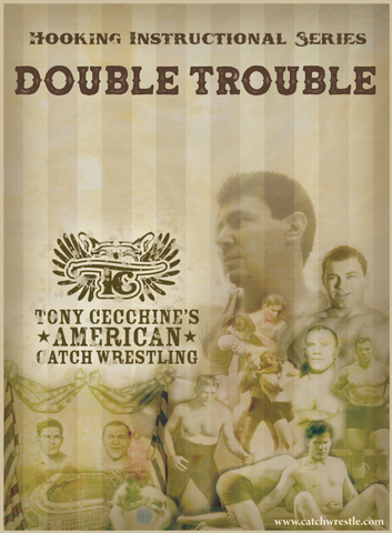 Double Trouble DVD with Tony Cecchine - Budovideos