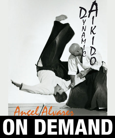 Photo Cover - Dynamic Aikido with Angel Alvarez (On Demand)