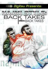 Back Takes & More Back Takes DVD by Edwin Najmi
