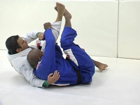 "Mauricio ""Tinguinha"" Mariano - Extreme Open Guard (On Demand) - Budovideos"