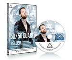 50/50 Guard DVD by Kristian Woodmansee