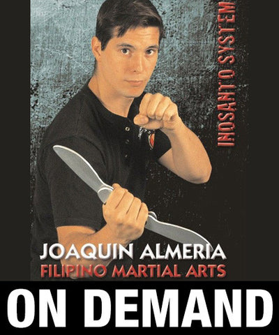 Filipino Martial Arts Inosanto System by Joaquin Almeria (On Demand)