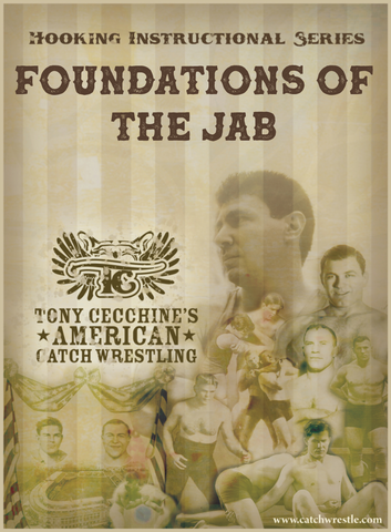 Foundations of The Jab DVD with Tony Cecchine - Budovideos