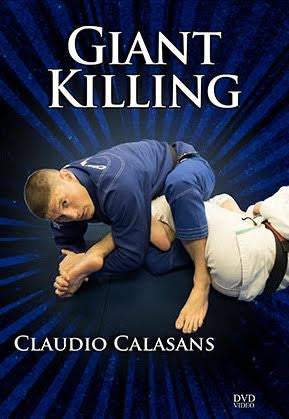 Giant Killing 4 DVD Set by Claudio Calasans - Budovideos