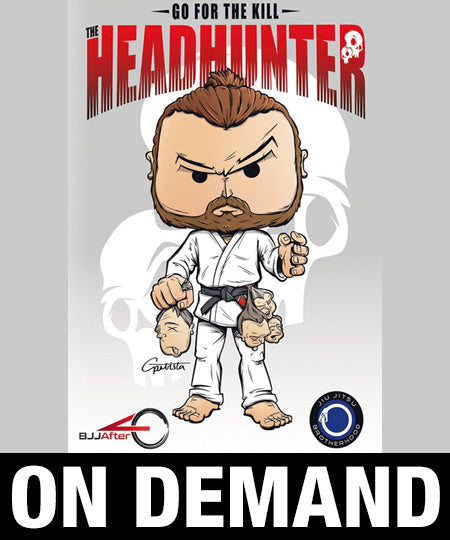 The Headhunter Choking System by Mike Bidwell (On Demand)