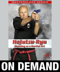 Hojutsu Ryu by Jeff Hall (On Demand)