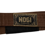 Casual BJJ Belt (Blue, Purple, Brown, Black) - Budovideos