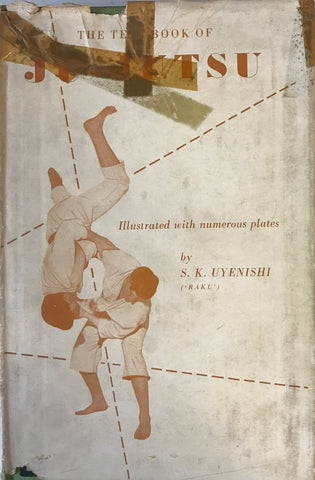 The Text Book of Jujutsu As Practiced in Japan Book by Sadakazu Uyenishi (Hardcover) (Preowned) - Budovideos Inc