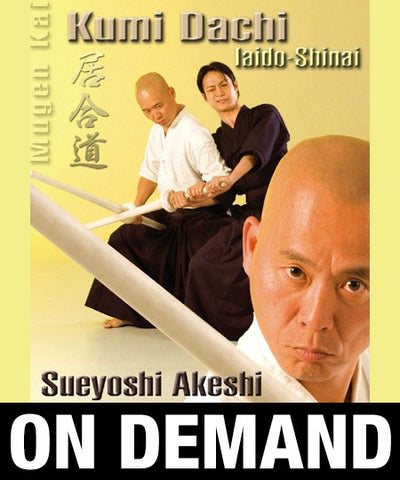 Iaido Shinai by Sueyoshi Akeshi (On-Demand) - Budovideos