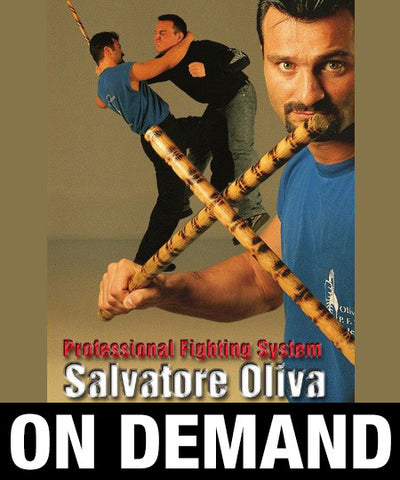JKD Profesional Fighting System by Salvatore Olivia (On Demand) - Budovideos