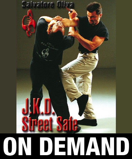 JKD Street Safe by Salvatore Olivia (On Demand)
