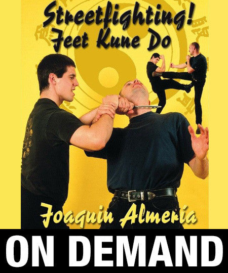 JKD Streetfighting by Joaquin Almeria (On Demand)