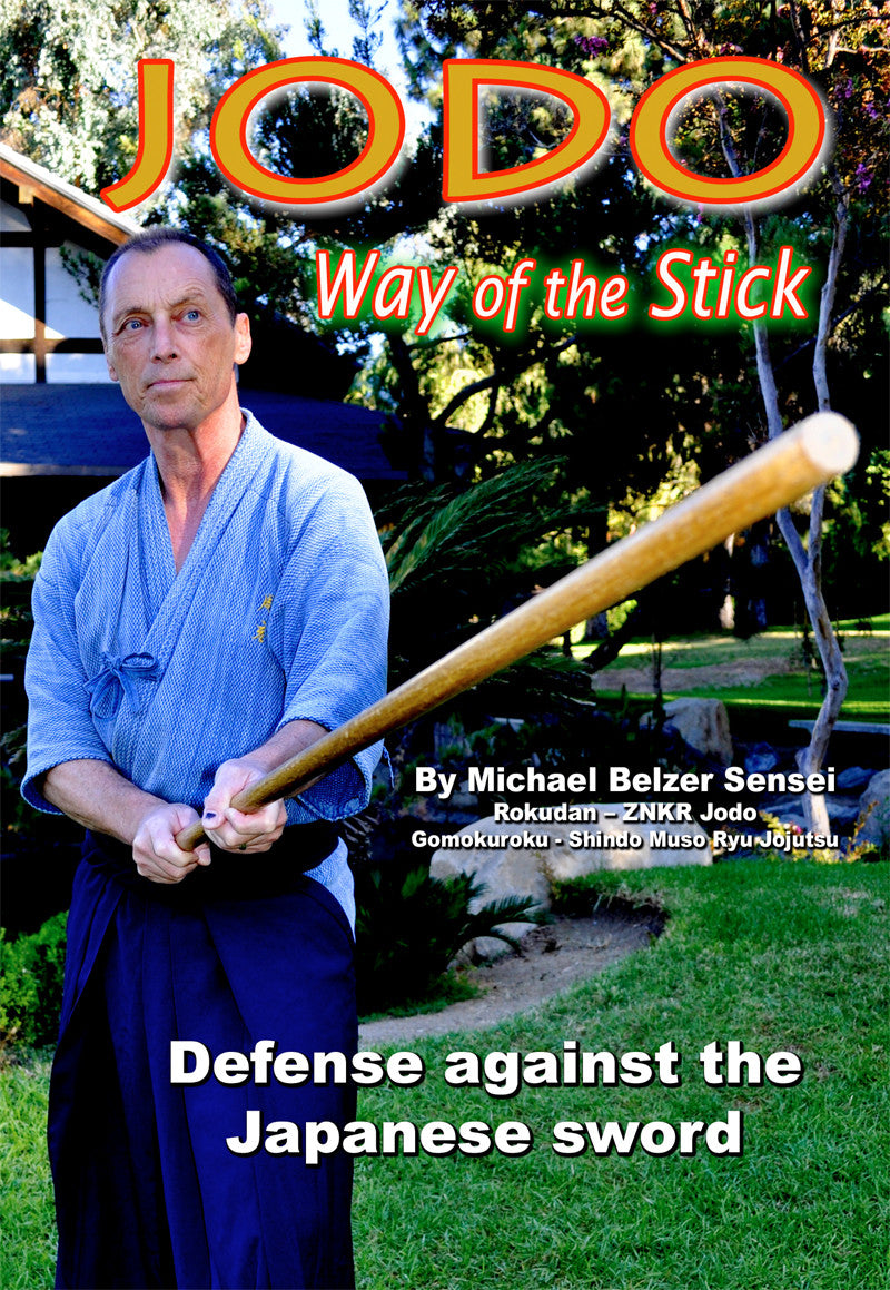JODO - Way of the Stick DVD with Michael Bilzer - Budovideos