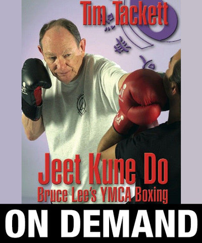 Jeet Kune Do Sparring by Tim Tackett (On Demand) - Budovideos