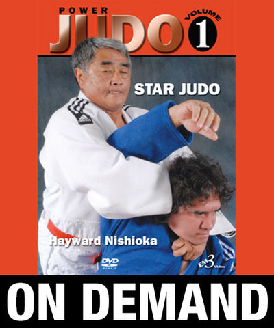 Power Judo Vol-1 by Hayward Nishioka (On Demand)