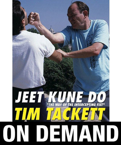 Jun Fan Jeet Kune Do Vol 1 by Tim Tackett (On Demand) - Budovideos