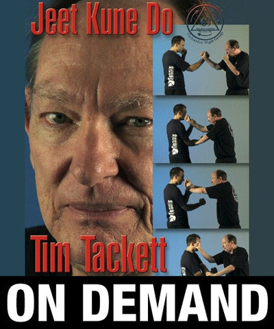 Jun Fan Jeet Kune Do Vol 2 by Tim Tackett (On Demand)
