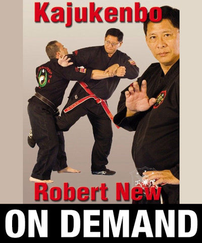 Kajukenbo Dirty Fighting by Robert New (On Demand)
