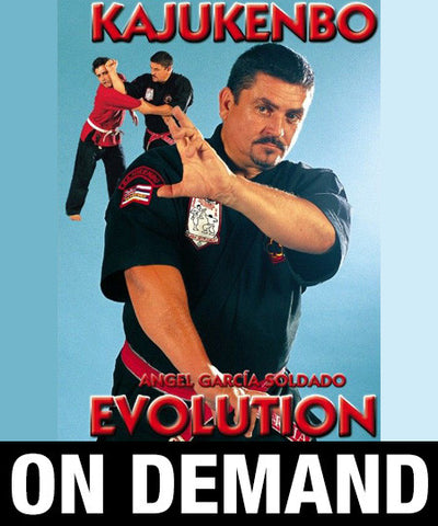 Kajukenbo Evolution by Angel Garcia (On Demand) - Budovideos