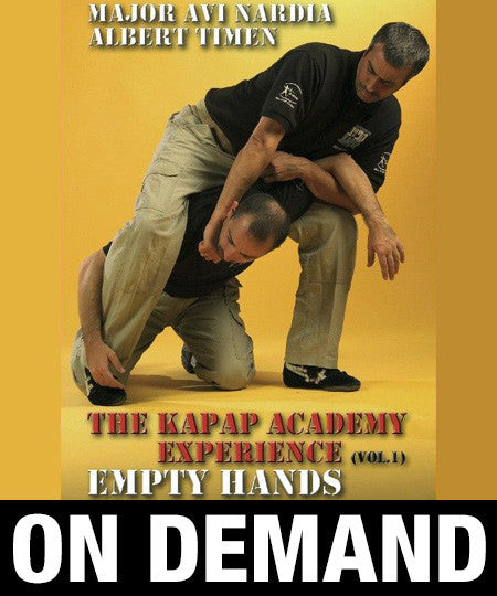 Kapap Lotar Krav Maga The Kapap Academy Experience by Avi Nardia (On Demand)