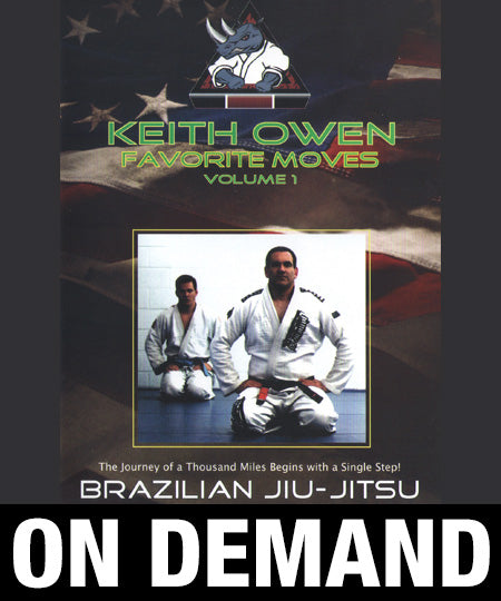 Keith Owen Favorite Moves Vol 1 (On Demand)