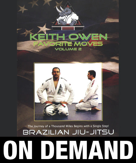 Keith Owen Favorite Moves Vol 2 (On Demand) - Budovideos