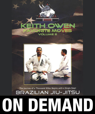Keith Owen Favorite Moves Vol 2 (On Demand)