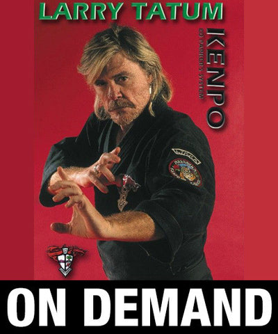 Kenpo Ed Parker's System by Larry Tatum (On Demand) - Budovideos