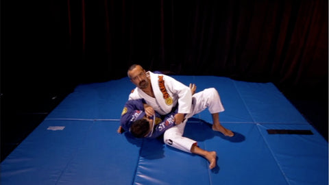 Kid Peligro Vol 4 - Side Control and Submissions (On Demand) - Budovideos