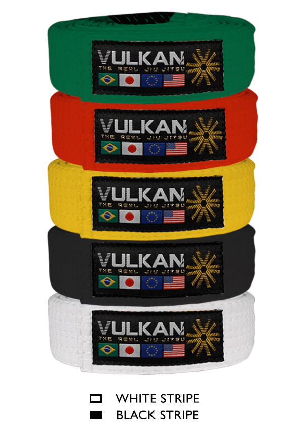 Vulkan BJJ Kids Belt
