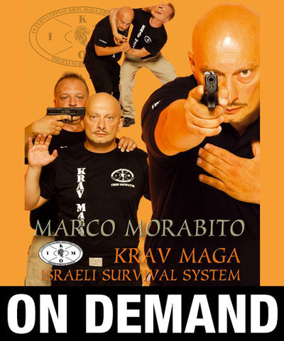 Krav Maga Israeli Survival System Hand to Hand Combat by Marco Morabito (On Demand)