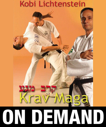 Krav Maga by Kobi Lichtenstein (On Demand)