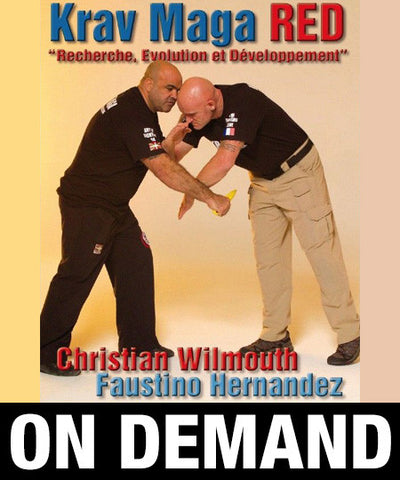 Krav Maga RED Research, Evolution, Development by Christian Wilmouth (On Demand)