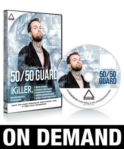 50/50 Guard by Kristian Woodmansee (On Demand) - Budovideos