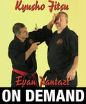 Kyusho Jitsu Knife Attacks by Evan Pantazi (On Demand) - Budovideos