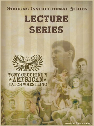 The Lecture Series 8 Disc (DVD/CD) Set with Tony Cecchine - Budovideos