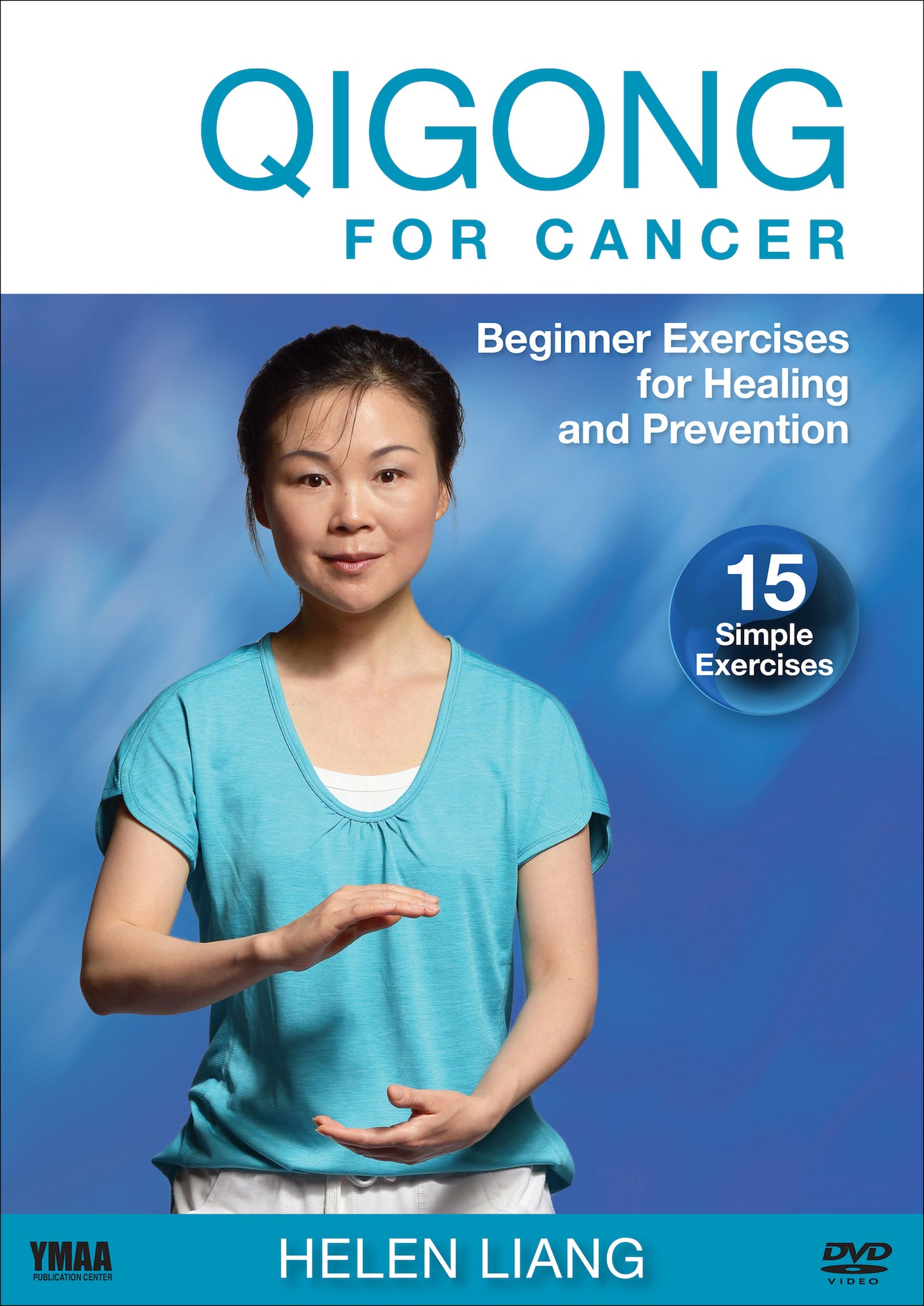 Qigong for Cancer DVD By Helen Liang - Budovideos