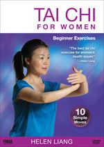 Tai Chi for Women DVD by Helen Liang - Budovideos
