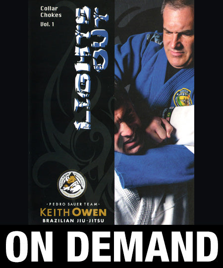 Lights Out Vol 1 Collar Chokes by Keith Owen (On Demand) - Budovideos