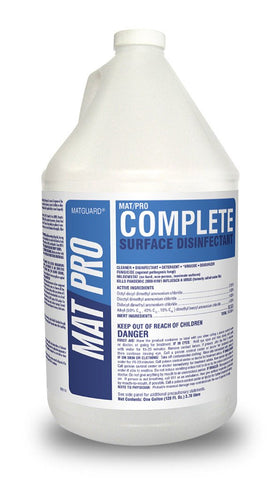 Matpro EZ Pour (Concentrated Formula) Mat Cleaner Gallon Size - Budovideos