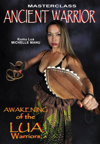 Awakening Of The LUA Warriors DVD by Michelle Manu - Budovideos