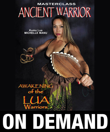 Awakening of the Lua Warriors by Michelle Manu (On Demand)
