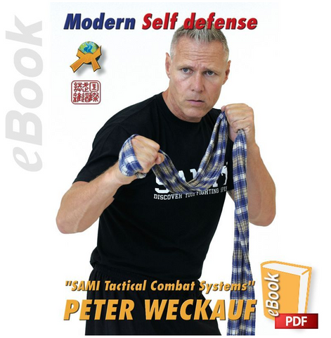 Modern Self Defense by Peter Weckauf (E-book) - Budovideos