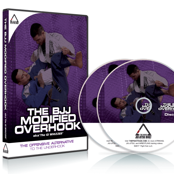 BJJ Modified Overhook 2 DVD Set with James Clingerman - Budovideos