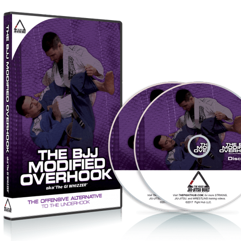 BJJ Modified Overhook 2 DVD Set with James Clingerman