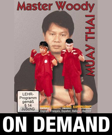 Muay Thai by Chinawut Sirisomphan (On Demand)