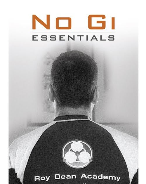 Brazilian Jiu Jitsu Nogi Requirements 2 DVD Set by Roy Dean