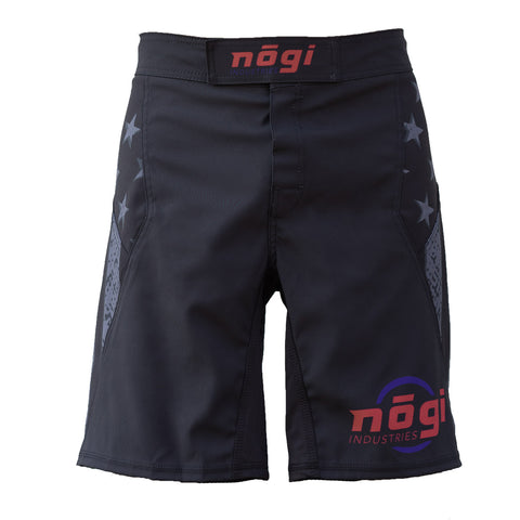 Phantom 4.0 Fight Shorts - No Quarter by Nogi Industries - MADE IN USA - Limited Edition - Budovideos