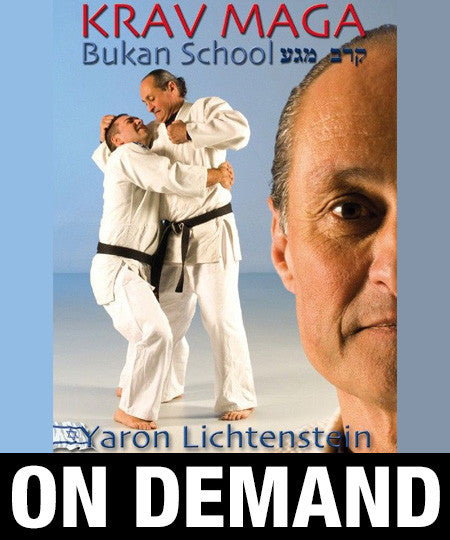 Original Krav Maga Bukan School by Yaron Lichtenstein (On Demand)