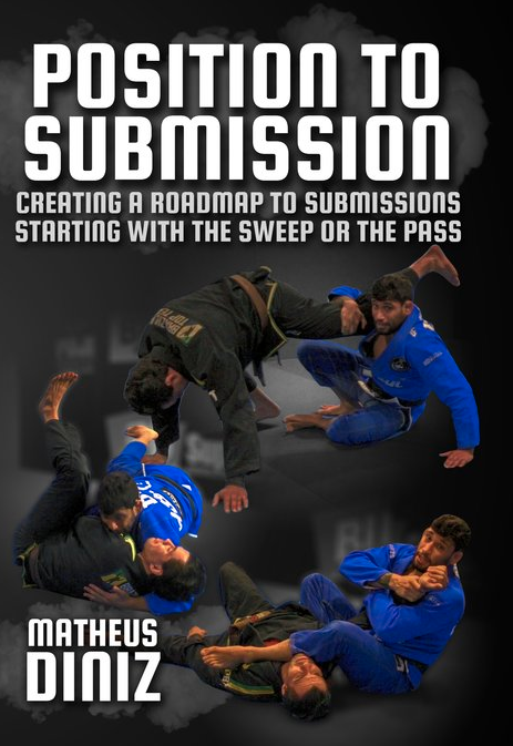 Position to Submission 4 DVD Set with Matheus Diniz - Budovideos
